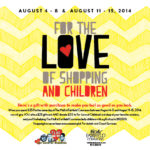 Support FLOC by Shopping!