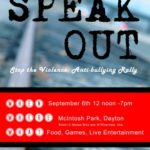 Speak Out: Stop the Violence, Anti-bullying Rally